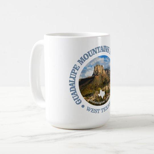 Guadalupe Mountains NP Coffee Mug