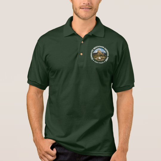 Guadalupe Mountains NP Polo Shirt