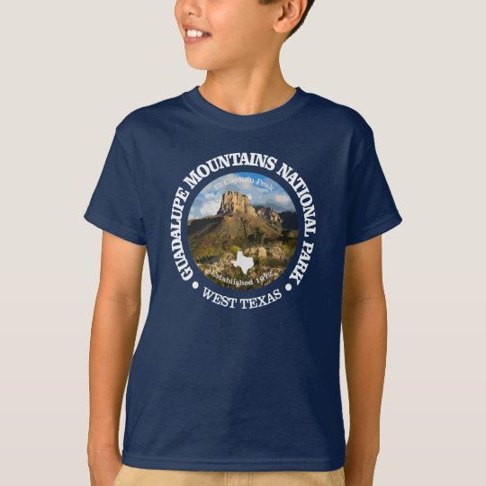 Guadalupe Mountains NP T-Shirt