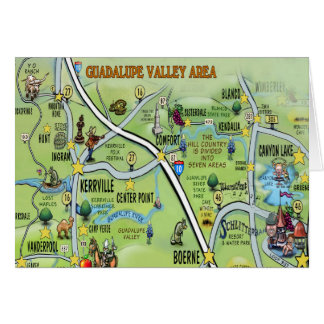 Guadalupe Valley Card