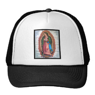 GUADALUPE VIRGIN  CUSTOMIZABLE PRODUCTS TRUCKER HAT