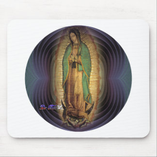 GUADALUPE VIRGIN CUSTOMIZABLE PRODUCTS MOUSEPADS