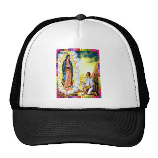 GUADALUPE VIRGIN  MEXICO 14 CUSTOMIZABLE PRODUCTS MESH HATS