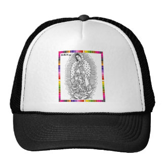 GUADALUPE VIRGIN  MEXICO 16 CUSTOMIZABLE PRODUCTS HAT