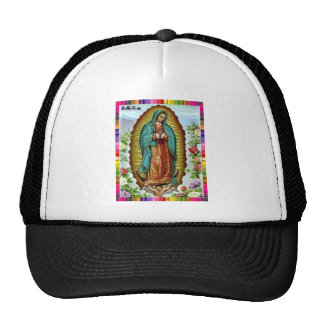 GUADALUPE VIRGIN  MEXICO 21 CUSTOMIZABLE PRODUCTS TRUCKER HAT