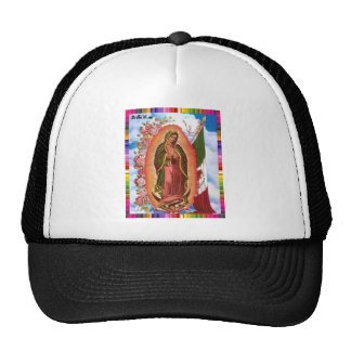 GUADALUPE VIRGIN  MEXICO 23 CUSTOMIZABLE PRODUCTS HAT