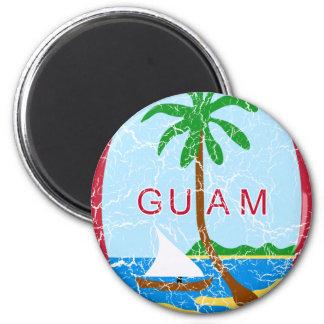 Guam Coat Of Arms Magnet