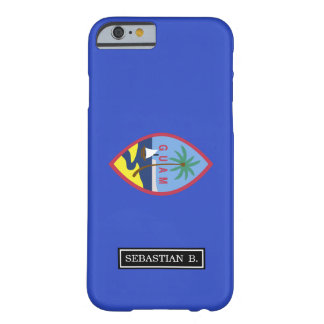 Guam Flag Barely There iPhone 6 Case