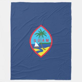GUAM FLAG BLANKET