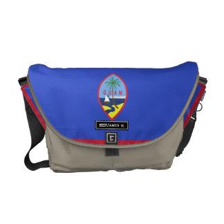 Guam Flag Commuter Bags