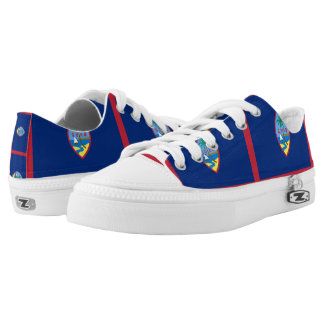 GUAM FLAG --.png Low Tops