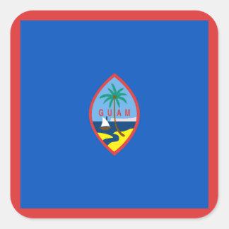 Guam Flag Sticker