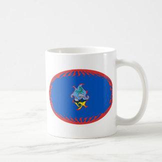 Guam Gnarly Flag Mug