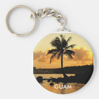 Guam key chain