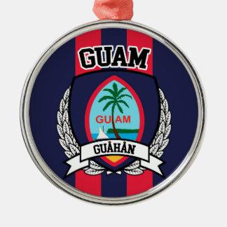 Guam Metal Ornament