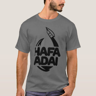 GUAM RUN 671 Hafa Hook T-Shirt