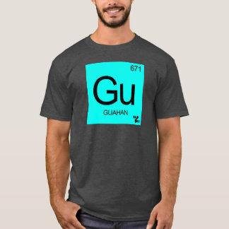GUAM RUN 671 Rare Island Element T-Shirt