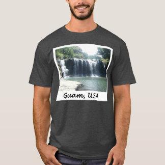 GUAM RUN 671 Talafofo Falls T-Shirt