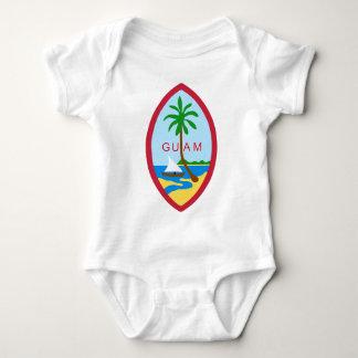 Guam Seal Baby Bodysuit