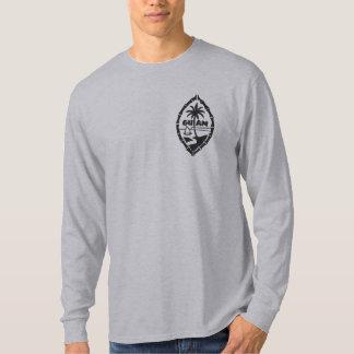 Guam-Seal---Bamboo---Edited T-Shirt