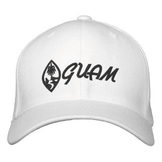 Guam Seal - Hat Embroidered Hats