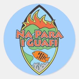 Guam - Stickers