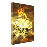 Guan Yin Energy Gallery Wrap Canvas