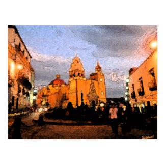 Guanajuato Postcard