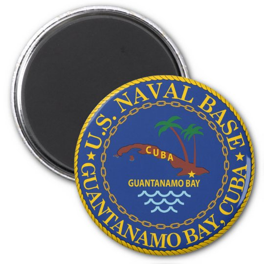 Guantanamo Bay, Cuba Magnet