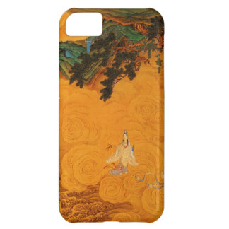 Guanyin in the Tidal Sound cave iPhone 5C Case