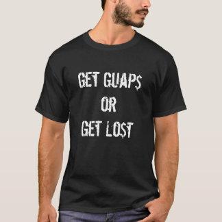 Guap$quad- Lil Frankie Fresh- Get Guap$ T-Shirt