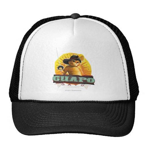 Guapo Gato Trucker Hats