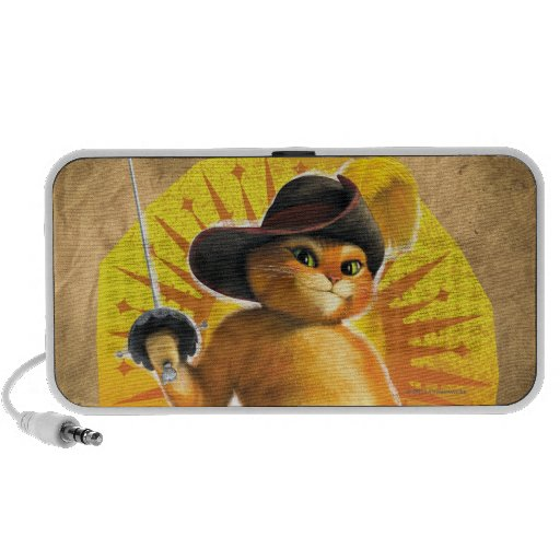 Guapo Gato Portable Speaker