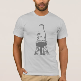 Guaranteed Pure Milk Bottle T-Shirt