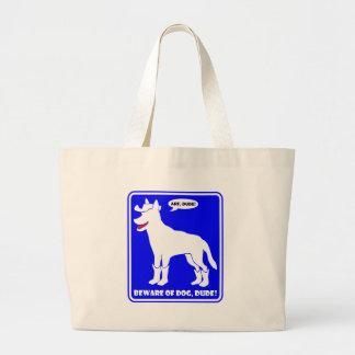 GUARD DOG-13 CANVAS BAG