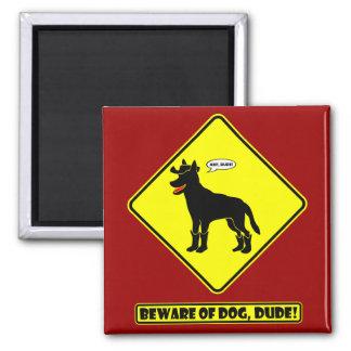 GUARD DOG-23 MAGNET