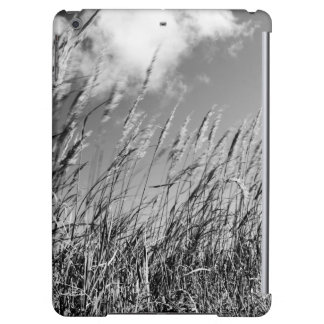 Guard of ipad, wheat fields