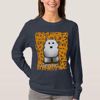 Guard Westie T-shirt