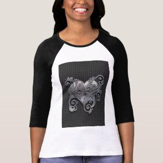 Guard Your Heart Bella+Canvas 3/4 Sleeve T-Shirt