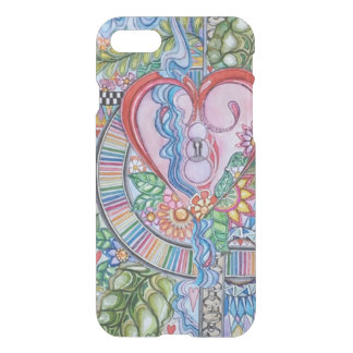 Guard Your Heart  iPhone 7, 6/s, 5/s Case
