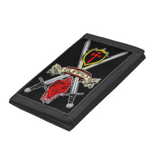 Guard Your Heart Wallet