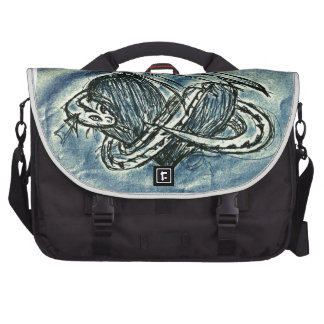 Guarded Dragon Laptop Commuter Bag