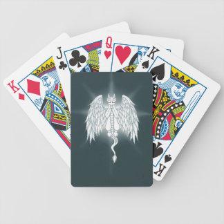 Guardian Angel Dragon Poker Deck