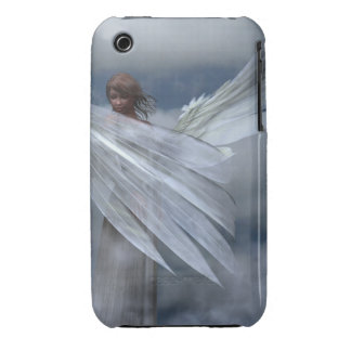 Guardian Angel iPhone 3G/3GS Case-Mate BarelyThere Case-Mate iPhone 3 Case