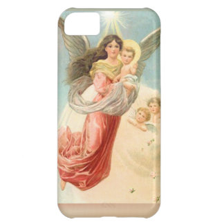 Guardian Angel with Children iPhone 5C Case