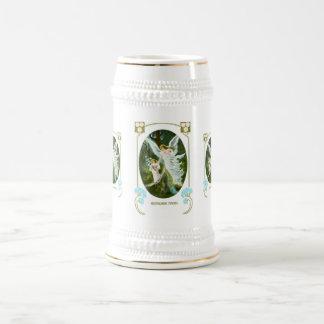 Guardian Angels Beer Stein
