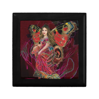 Guardian Angels Small Square Gift Box