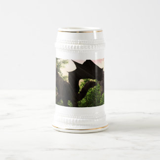Guardian Beer Stein