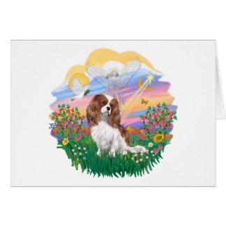 Guardian - Blenheim Cavalier #2 Greeting Cards
