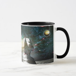 Guardian by Gregory Gallo Mug